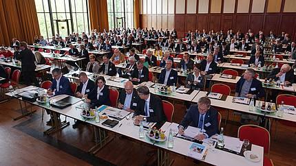 """VFF-Jahreskongress """"Inside 2019"""" in Bad Homburg: Herausforderungen Digitalisierung und Arbeitsmarkt"""