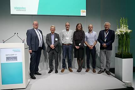 """EuroWindoor Tageslicht-Konferenz auf der """"glasstec"""": Bessere Gesundheit, Konzentration und Arbeitsleistung"""