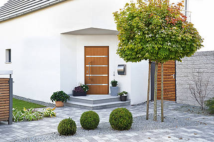 Trendbericht Haustüren: Türen öffnen Räume