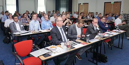 VFF-Fachtagung Normung und Technik -  Im Fokus: Beurteilung der visuellen Qualität von Glas