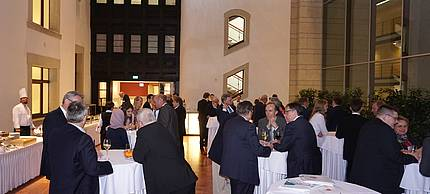 5. Parlamentarischer Abend des VFF / Gute Argumente für Klimaschutz mit Fenstern und Fassaden