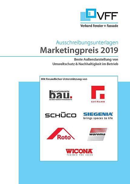 VFF-Marketingpreis 2019:  Umweltschutz & Nachhaltigkeit im Betrieb als Marketingfaktoren