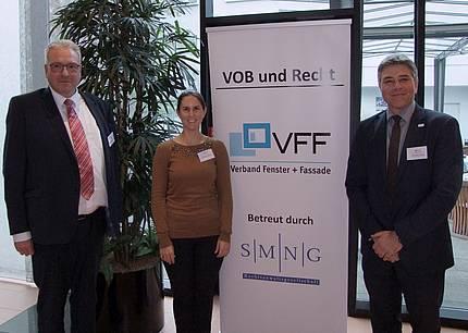 VFF-Fachtagung VOB und Recht: Neue DIN 18008, Digitalisierung am Bau, Schutz der Leistung und weitere Themen